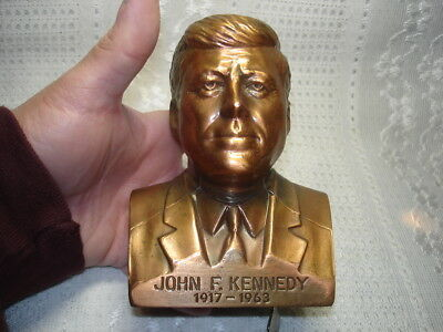 JOHN KENNEDY BANTHRICO Bank HOBART Indiana Federal Savings w/ Rare Key