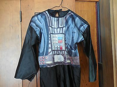 star wars Halloween Costume Size 10 Used