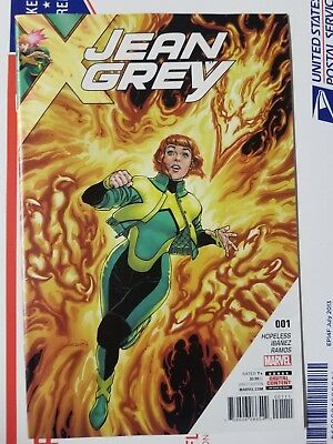 Jean Grey 1,2,3,6,8,9,10 (lot of 7) NM Free Priority Shipping
