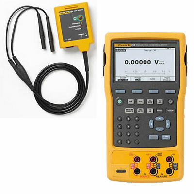 Fluke 753/154 BU Documenting Process Calibrator with HART Combo Kit
