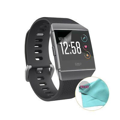 EXINOZ Fitbit Ionic Screen Protector I High-quality Protection