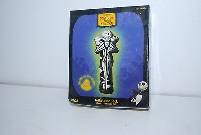 Inflatable Jack Neca Nightmare Before Christmas 18 Inches Tall New UK Seller