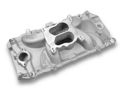 Weiand 8123 Chevy Street Warrior intake Manifolds Square/Spread Bore