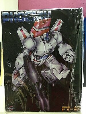 Transformers Fans Toys FT-10 FT10 Phoenix MP Jetfire G1 Action Figure In Stock