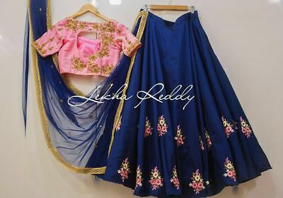 Indian Bollywood Designer Lengha Special This Wedding  Stylist Lehenga Choli LSH