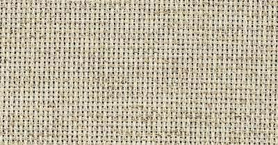 14ct Flecked Rustico  Aida / Fabric for Cross Stitch from Zweigart -26 x 25 cms