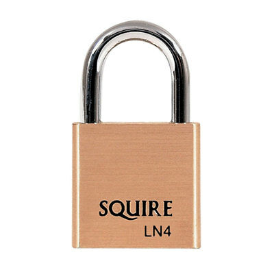 Squire Lion Brs Padlock 40mm KD OS (LN4-40-KD)