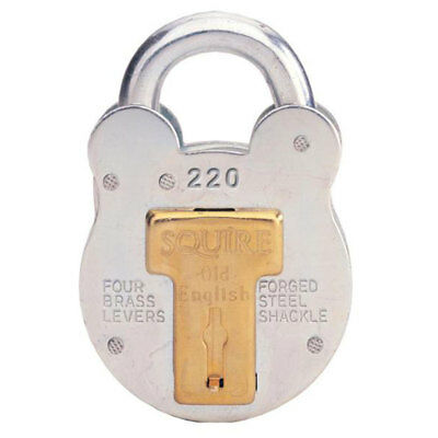 Squire Padlock 220 KD 38MM 4L GALV (220-KD)