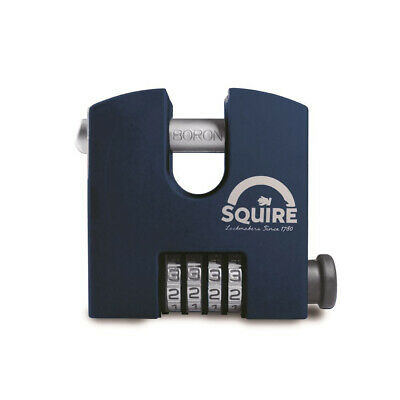 Squire Stronghold Combo Padlock 65mm (SHCB65)