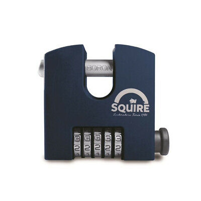 Squire Stronghold Combo Padlock 75mm (SHCB75)