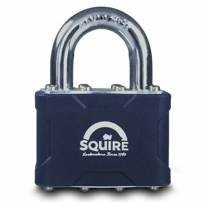 Squire Stronglock Padlock 50mm KA (39-KA)