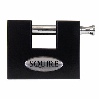 Squire Stronghold WS75 Container Lock KA (WS75S-KA)