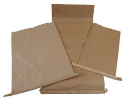 2ply Brown Paper Sacks per 50 Bags