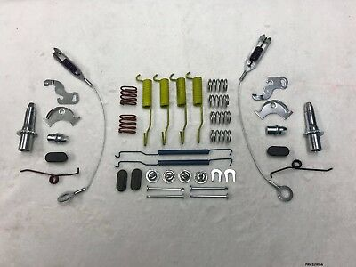 "Rear Brake Shoes Large Repair KIT Jeep Grand Cherokee 1993-1996 10"" PBS/ZJ/005A"