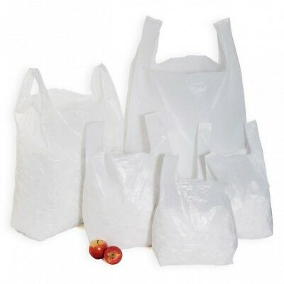 Heavy Duty Carrier Bags - Various Sizes
