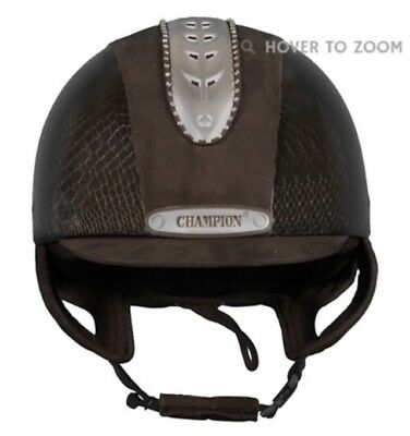 Champion Evolution Couture Riding Hat Brand New 55cm / 6 3/4