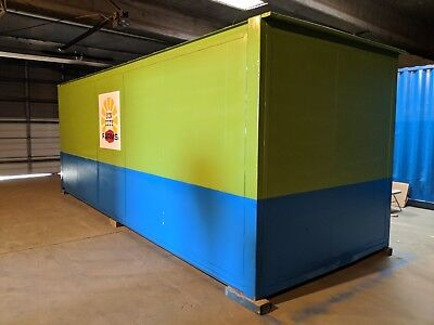 20' FT  Grow Box By ACHI MODULAR -160 Sqft - Brand New - Made in USA