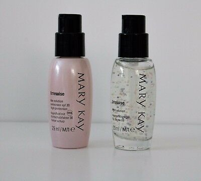 Mary Kay TimeWise Set: Day Solution SPF 30 & Night Solution, je 29 ml, Neu