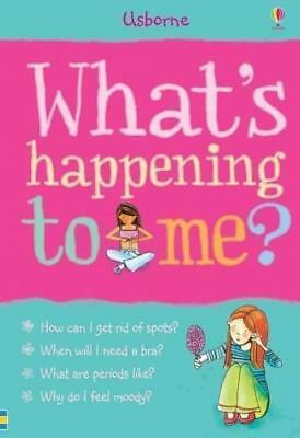 What's Happening to Me? (Girl) Hardback by Susan Meredith Brand New
