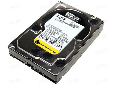 Western Digital WD RE 4TB 3.5 inch 7200RPM SATA Desktop Hard Drive WD4000FYYZ