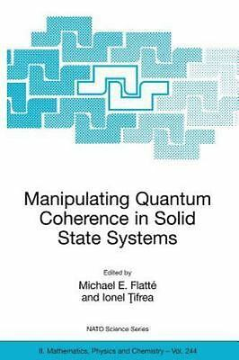 Manipulating Quantum Coherence in Solid State Systems