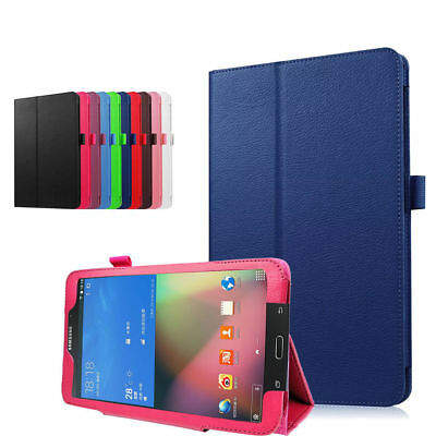 "Leather Stand case Flip Cover For Samsung Galaxy Tab 4 8.0"" SM-T330 T331 T335"
