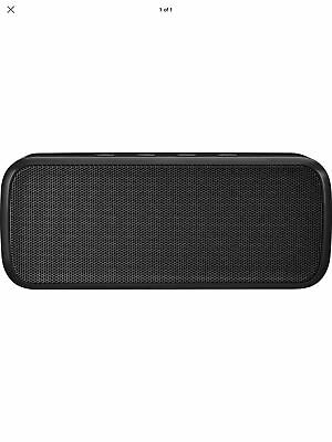 Insignia - Portable Wireless Speaker - Red NS-CSPBTHOL16-R