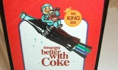 ~Sealed~ 1996 Things Go Better With Coke Coca Cola Playing Cards Big King Size