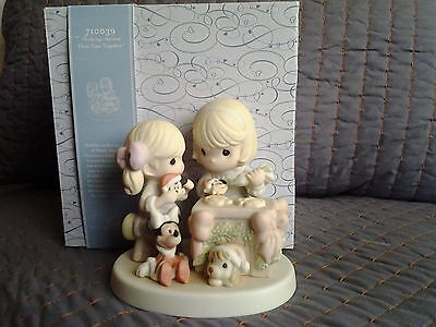 precious moments disney minnie mouse 710039 nothings sweeter than time together