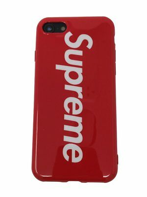 Supreme Iphone X 7 8 Plus Full Coverage Case Cover Us Er