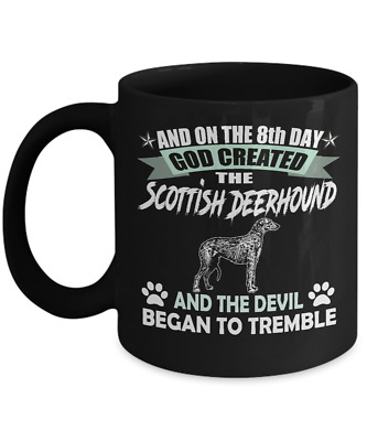SCOTTISH DEERHOUND DOG  Mug