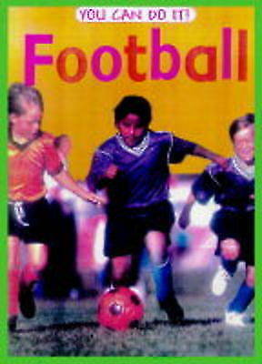 Bizley, Kirk, You can Do It! Football Hardback, Very Good Book