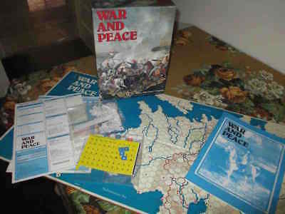 War Game of the Napoleonic Wars - War and Peace