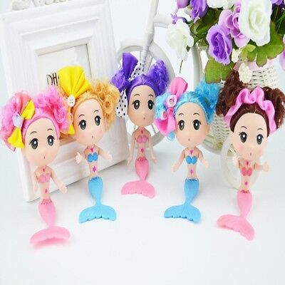 Girl's Decoration Different Mermaid Ddung Doll Mini