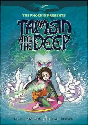 Tamsin and the Deep by Neill Cameron, Kate Brown (Paperback, 2016)