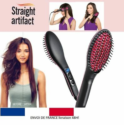 2018 BROSSE LISSANTE CERAMIQUE  straight artifact glam brush 230 degré