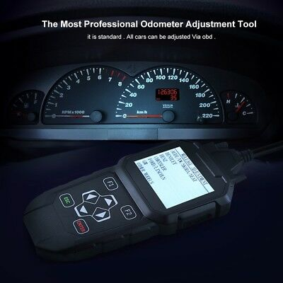 OBDPROG MT401 New Master Mileage Correction Tool 2007-Present inc NEC35XX