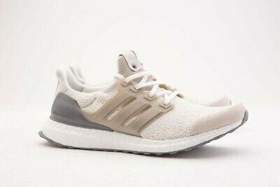 DB0338 Adidas Consortium Men UltraBOOST Lux white vintage white chocolate  brown f12766498
