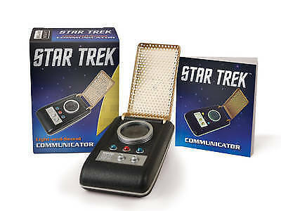 Star Trek: Light-and-Sound Communicator by Chip Carter (Mixed media product,...