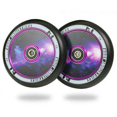 Root Industries Air 110mm Scooter Wheels Black Galaxy - 2 Pack