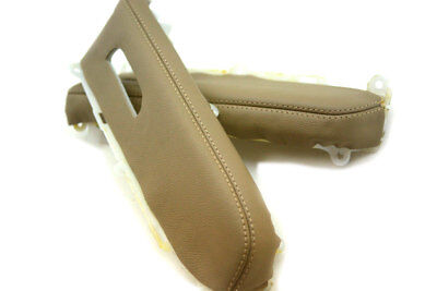 Fits 04-09 Toyota Prius Synthetic Leather Door Panel Armrest Beige