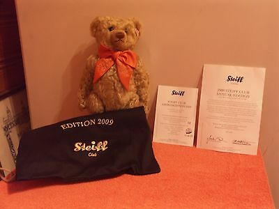 Steiff Club Jahresedition 2009