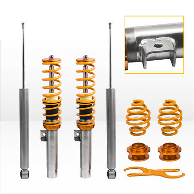 KIT SUSPENSION COMBINE FILETE for BMW 3 série E46 320i 323i 325i Amortisseurs