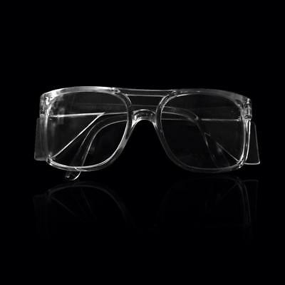 Anti-Impactnti-Dust Eye Protection Safety Glasses transparent Outdoor Sporting.