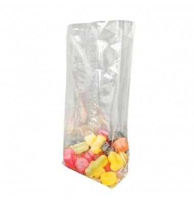 Cellophane Bags - Various Sizes