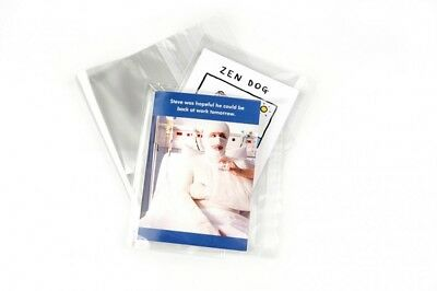 Self Seal Greeting Card Bags - Various Sizes