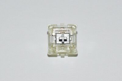 New Cherry MX Clear Speed Silver Replacement Mechanical Keyboard Switch