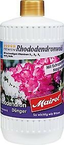 Mairol Rhododendronwohl Rhododendron-Dünger 1000 ml