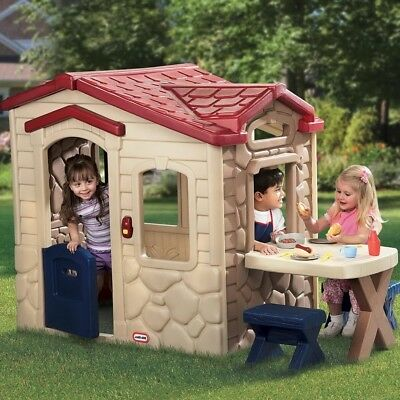 brand new in box little tikes picnic on the patio playhouse fast free shipping - Little Tikes Picnic On The Patio Playhouse