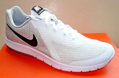 3e645b6cad6ce NIKE Flex Experience RN 6 Men s Running Shoes 881802-100 White Wolf Grey NWD